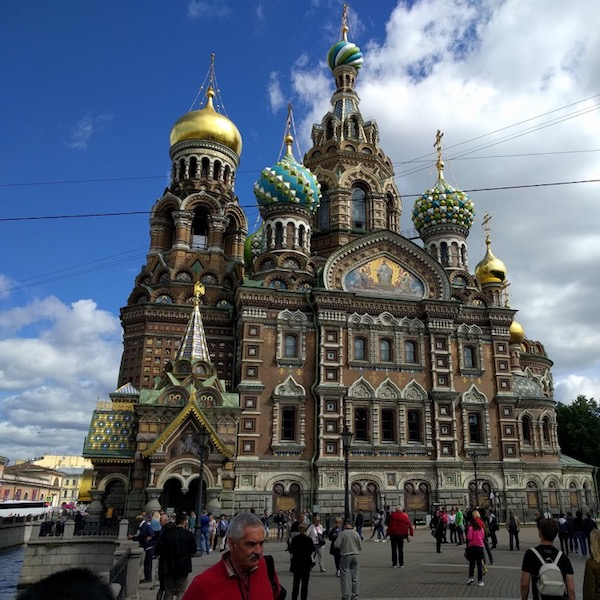 5 Days in Saint Petersburg